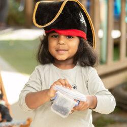 Pirate-hat